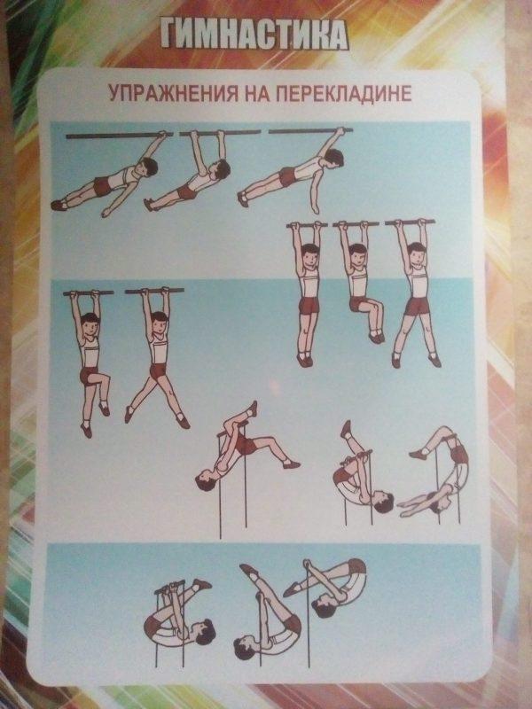 Gimnastika-uprazhnenie-na-perekladine-perevorot