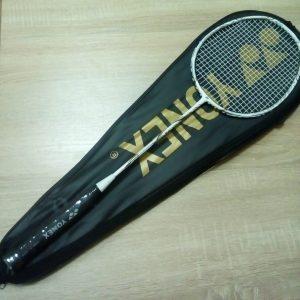 Badminton racket (in case)