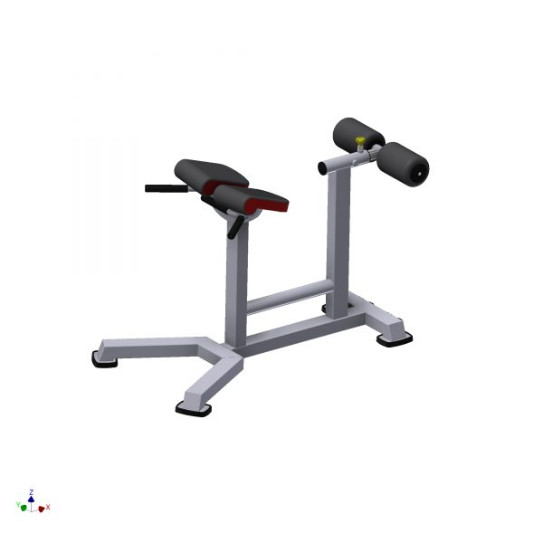 Simulator for the muscles of the back Hard Man HM-113.5
